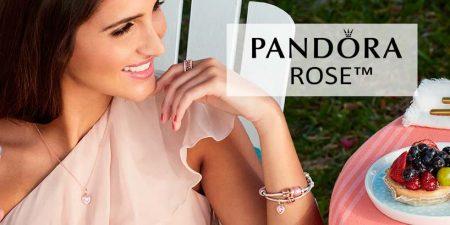 Colección pandora rose