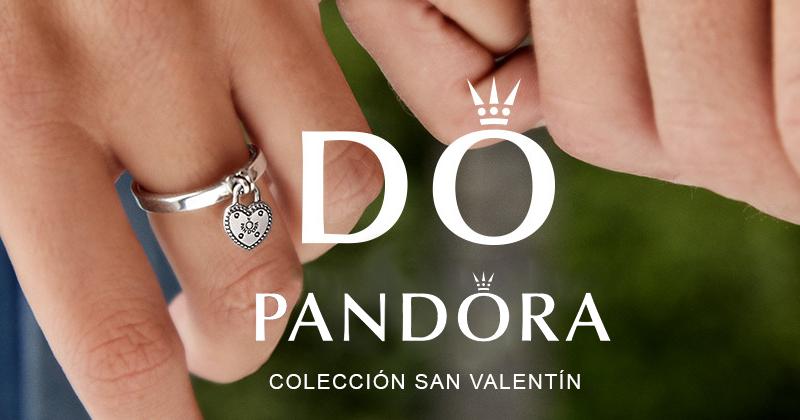 Pandora San Valentín