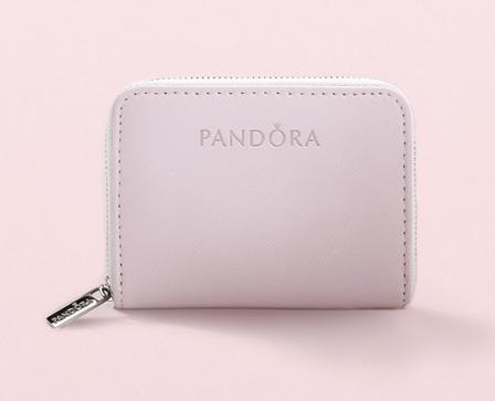 Promoción monedero Pandora rosa