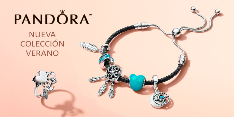 Nueva colección Pandora Verano