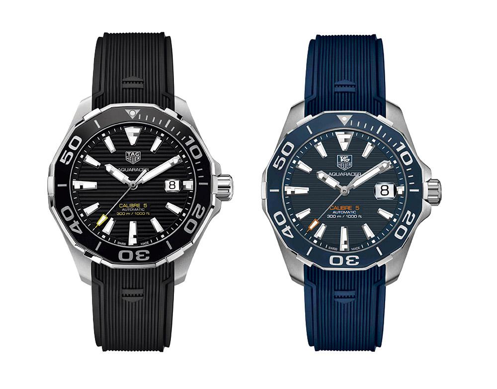 Nuevos relojes Tag Heuer Aquaracer