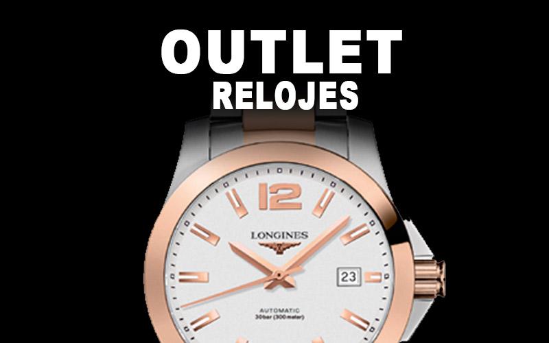 Outlet de relojes