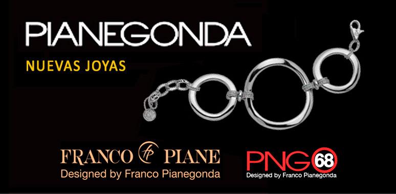 nuevas joyas Pianegonda