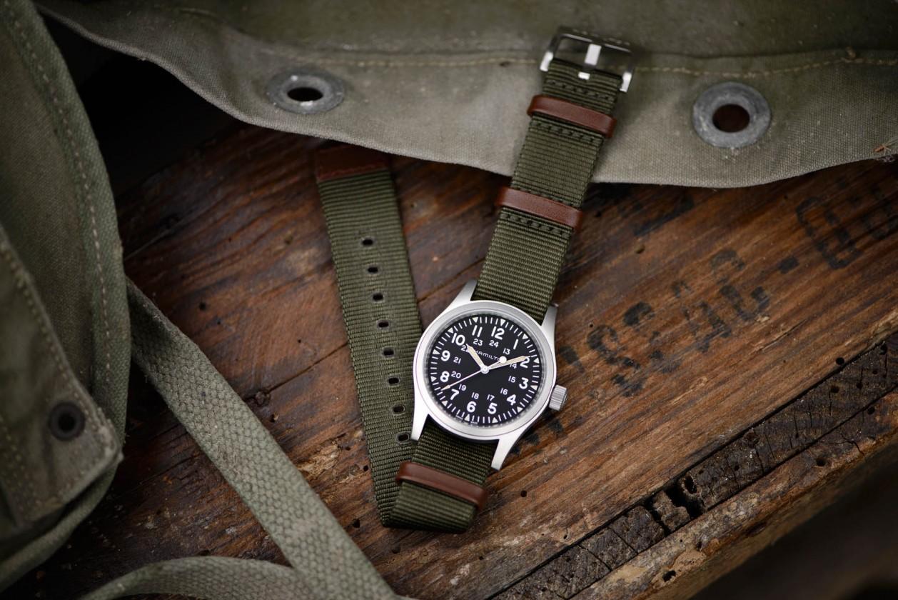 Reloj hamilton H69429931