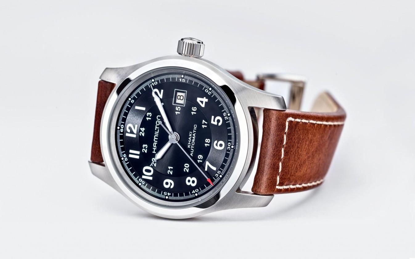 Reloj hamilton H70555533