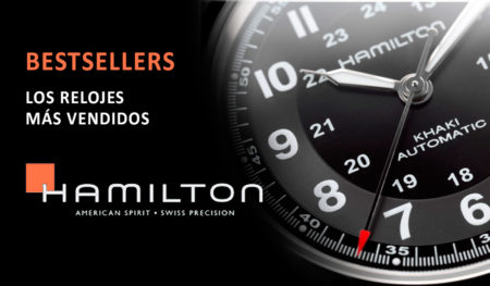 relojes Bestsellers Hamilton