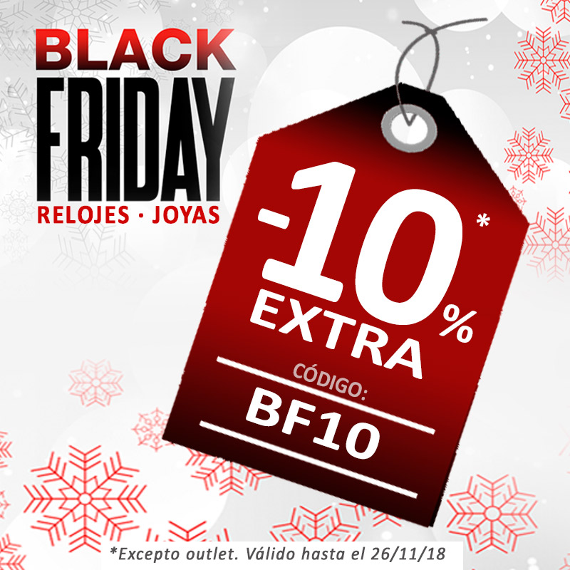 Black Friday descuentos especiales