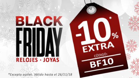 descuento Black Friday Week