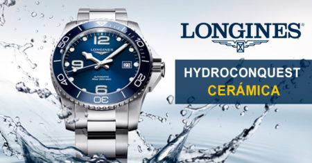 Longines Hydroconquest Cerámica