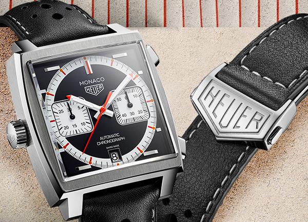 Foto del reloj TAG Heuer Monaco edición limitada 2000