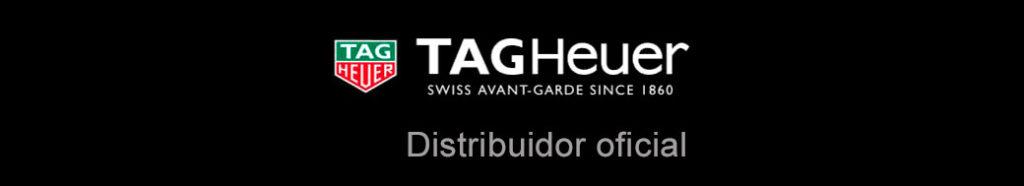 Joyería Larrabe distribuidor oficial de relojes TAG Heuer.