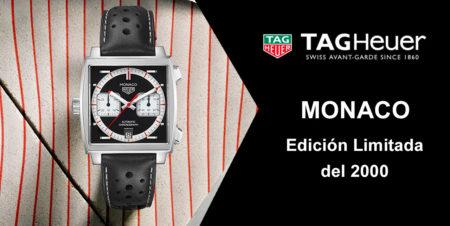 Tag Heuer Monaco Edición Limitada del 2000