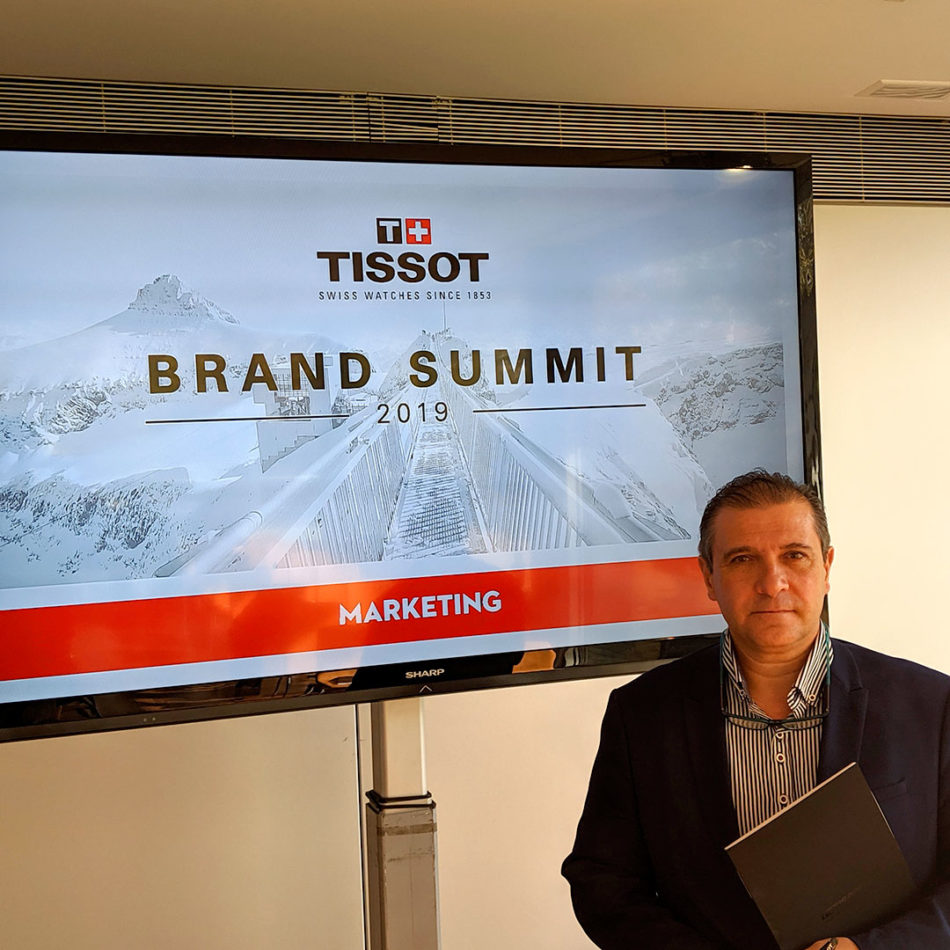 Tissot Brand Summit 2019