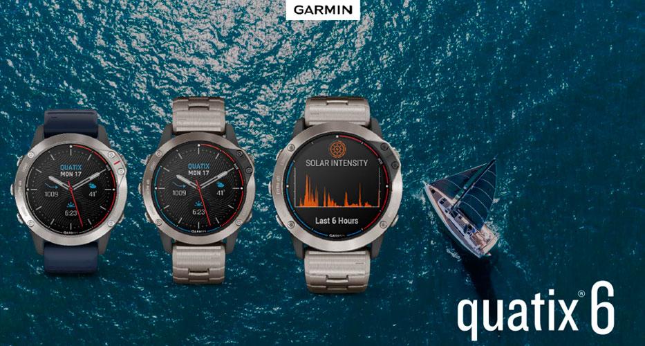 Reloj Garmin Quatix® 6X Solar 010-02157-31