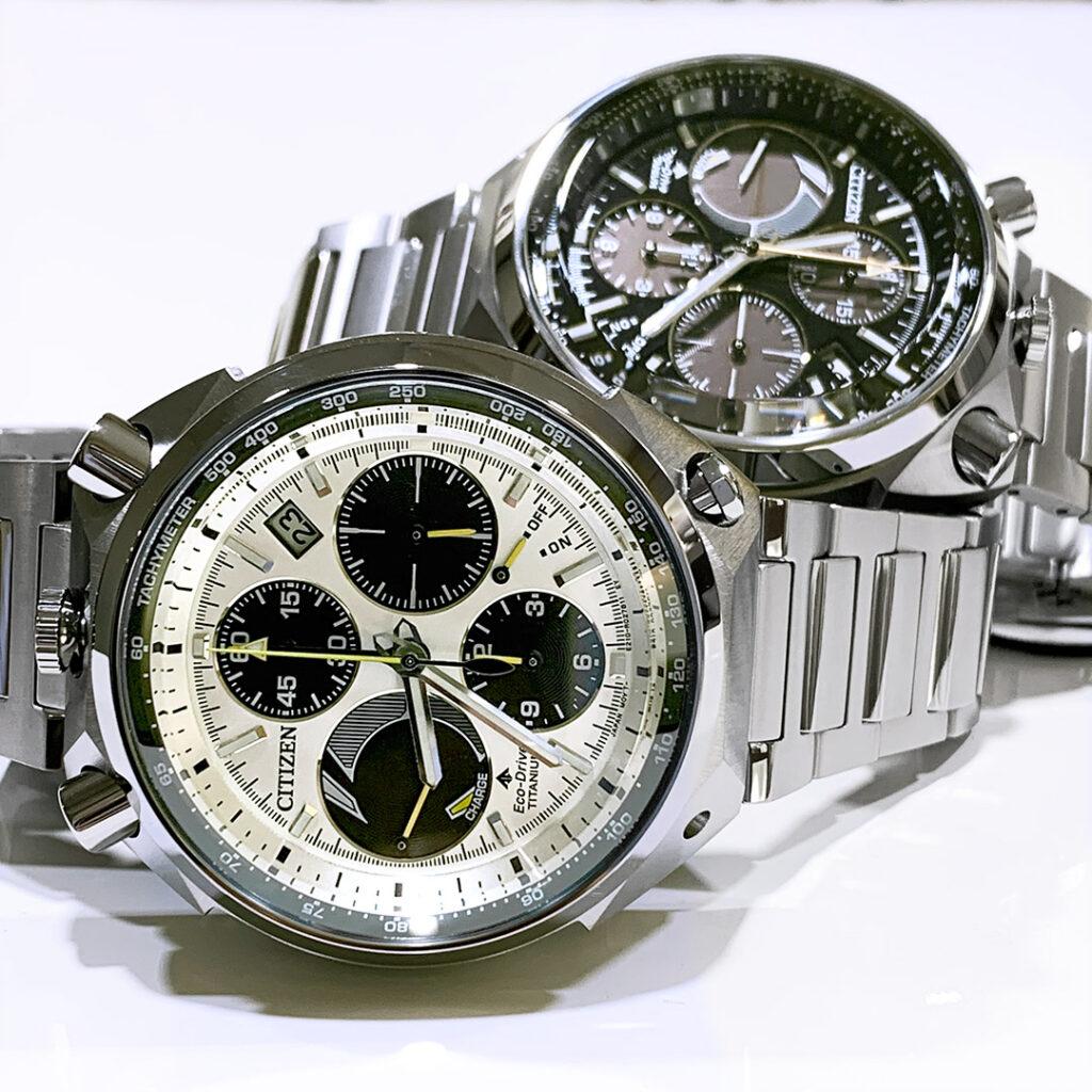 Relojes Citizen Bullhead AV0080-88A y AV0080-88E