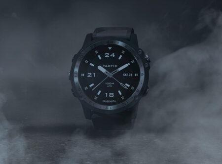 Reloj Garmin Tactix Delta Edición Zafiro 010-02357-01