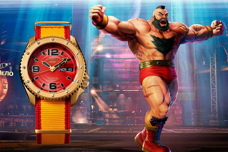 Reloj-Seiko-5-Sports-Street-Fighter-V-ZANGIEF-Edición-Limitada-42,5mm-SRPF24