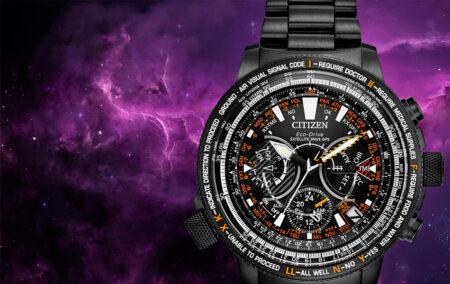 reloj Citizen Satellite Wave CC7015-55E