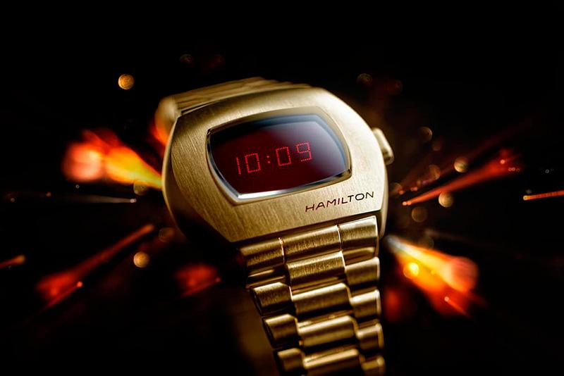 reloj Hamilton American Classic PSR H52424130
