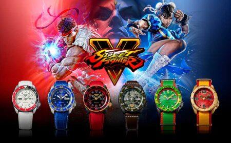 relojes-seiko-5-sports-street-fighter-v
