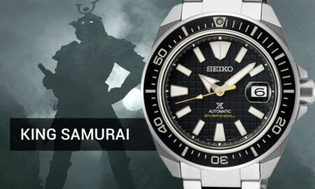 RELOJ SEIKO PROSPEX KING SAMURAI SRPE35K1