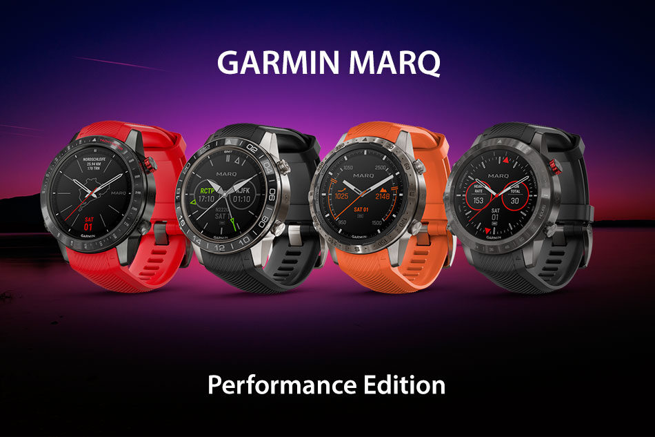 Reloj Garmin Marq Performance Edition