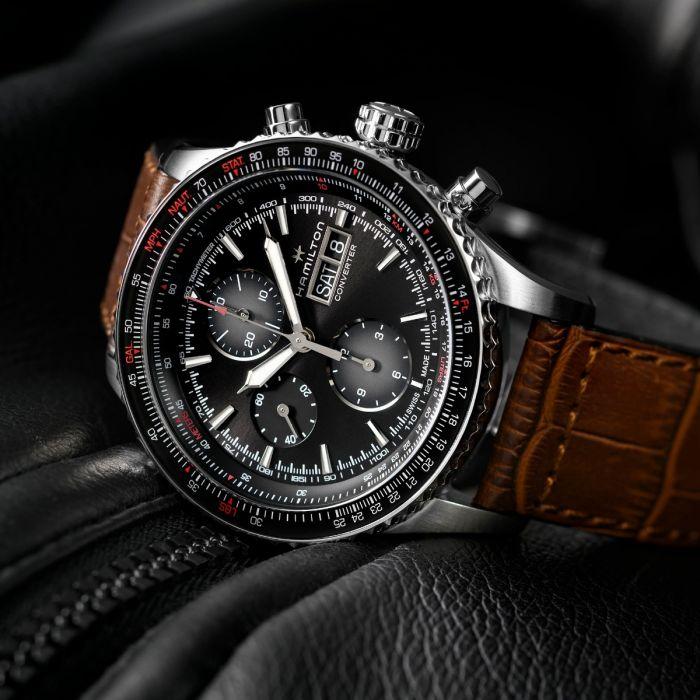 Reloj Hamilton Khaki Aviation Converter Auto Chrono 44mm H76726530