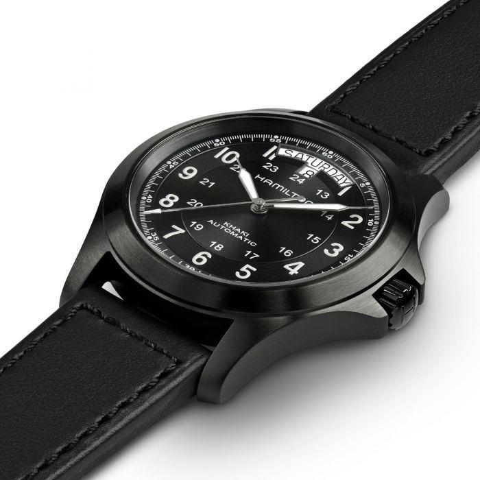 Reloj Hamilton Khaki Field King Auto H64465733