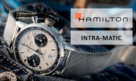 hamilton American Classic Intra-Matic Auto Chrono