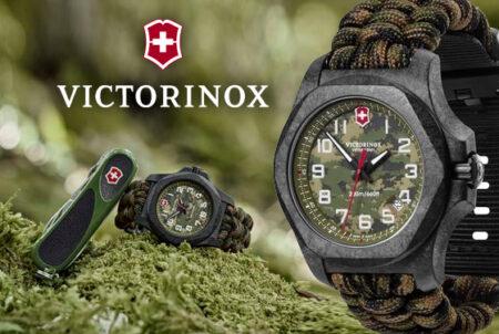 RELOJ VICTORINOX I.N.O.X. CARBON EDICIÓN LIMITADA 43MM 241927.1