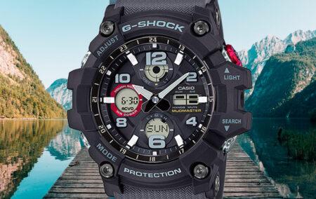 el reloj Casio G-Shock GWG-100-1A8ER, que la aventura nunca termine