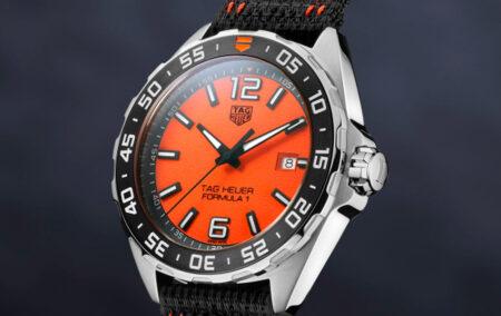 Nuevo reloj TAG Heuer Formula 1 WAZ101A.FC8305