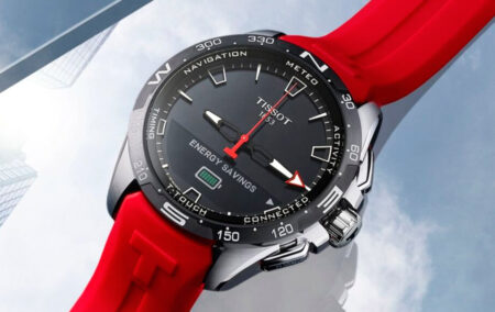 reloj Tissot T-Touch Connect Solar T121.420.47.051.01
