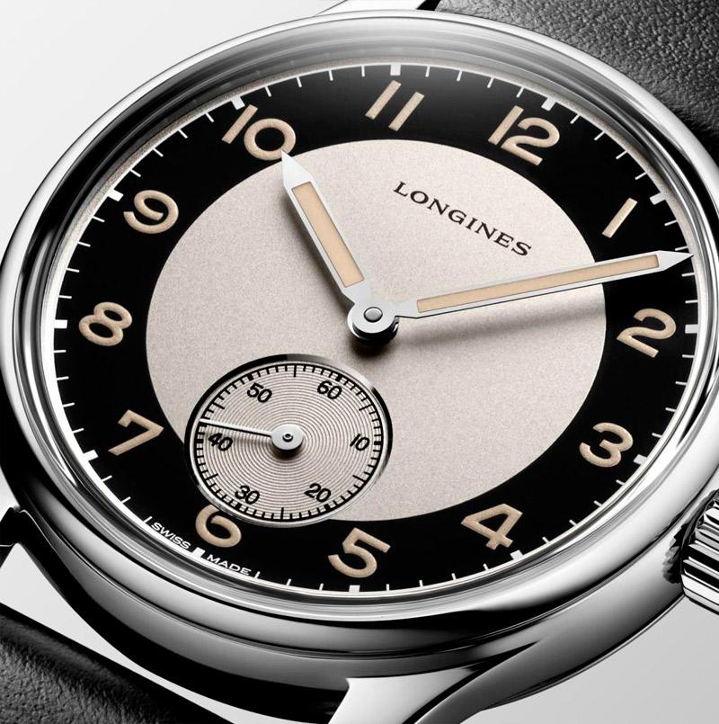 Reloj Longines Heritage Classic Tuxedo