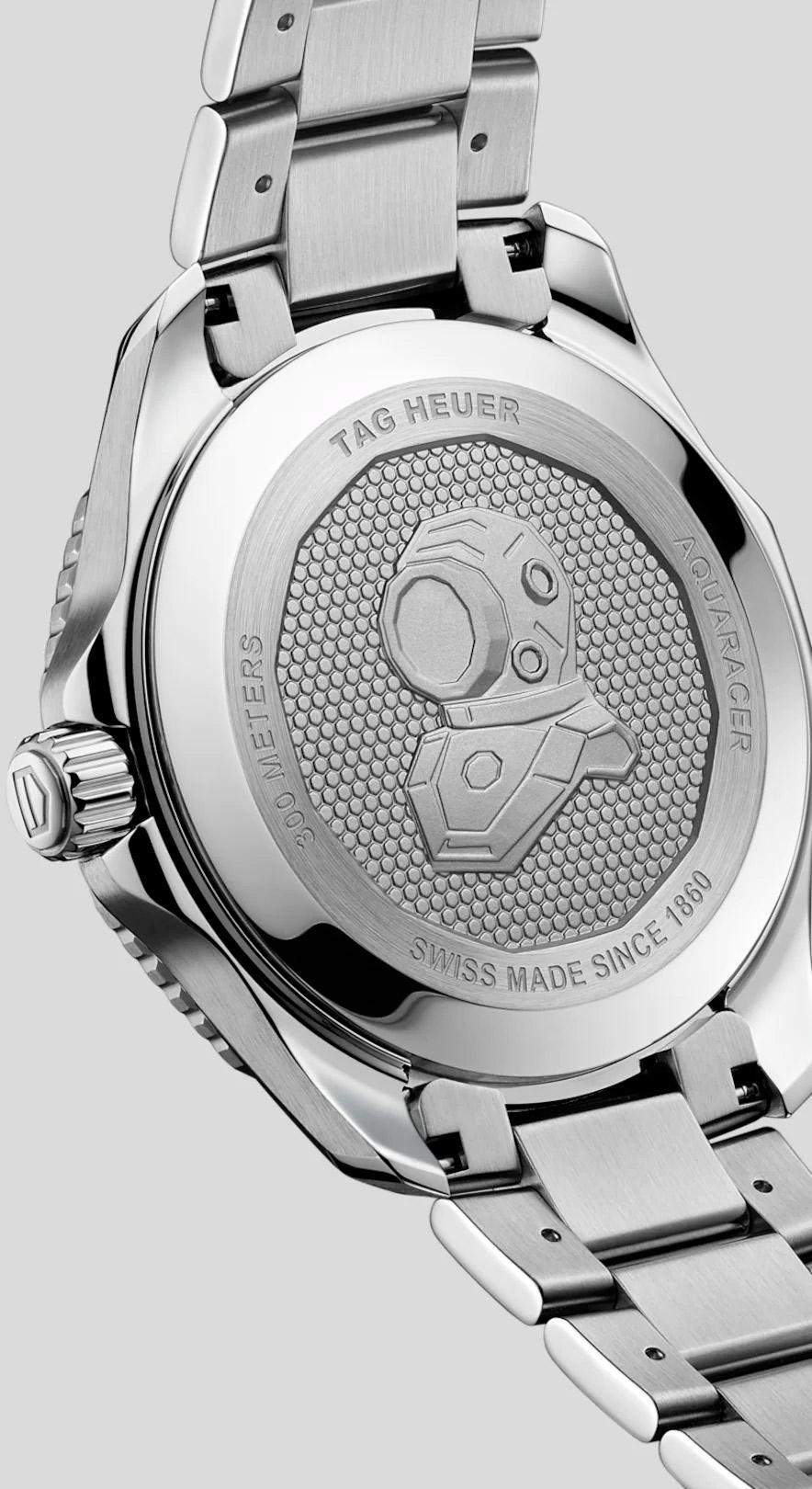 Fonde de caja del Reloj Tag Heuer Aquaracer WBP201C.BA0632