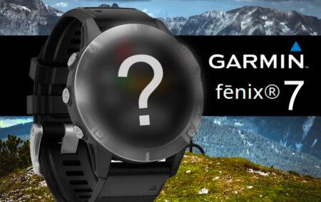 Nuevo reloj Garmin Fenix 7