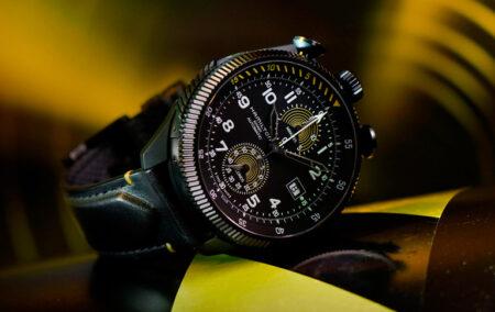 Edición Limitada Hamilton Khaki Aviation Takeoff Auto Chrono H76776733 en honor a Dario Costa