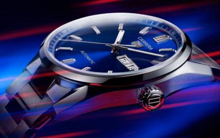 Nuevos relojes TAG Heuer Carrera tres agujas