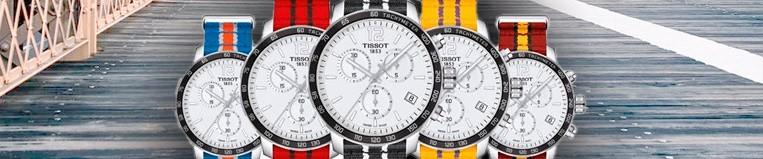 Relojes Tissot QUICKSTER - Consulta precio final - Financia tu compra