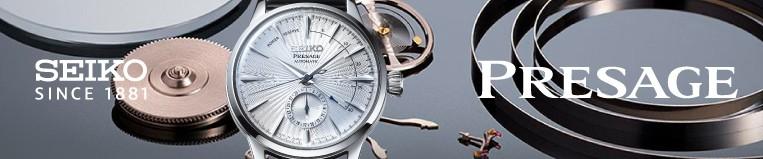 Relojes Seiko Presage - Joyería Larrabe - Dist. Oficial
