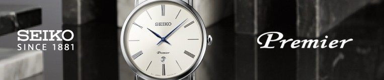 Relojes Seiko Premier - Joyeria Larrabe - Compra al mejor precio