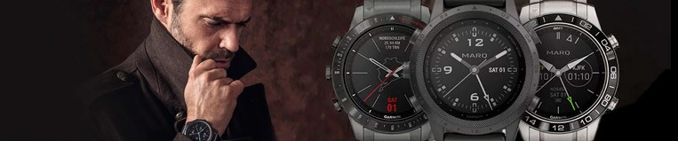 Relojes Garmin Marq - Joyeria Larrabe - Distr. Oficial