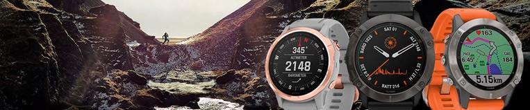 Relojes Garmin Fénix 6 - Joyería Larrabe - relojes deportivos