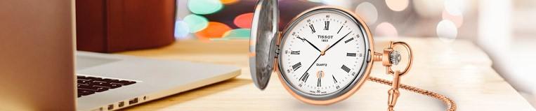 reloj de bolisllo clasico firma TISSOT coleccion t-pocket