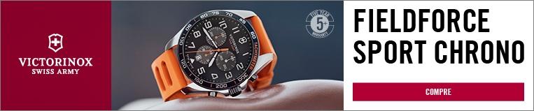 Relojes Victorinox Fieldforce - 5 años garantía - Precio Especial