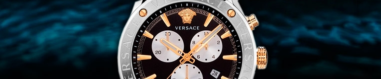 Relojes Versace V-Chrono | Concesionario Oficial | Relojes originales