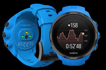 Reloj Suunto Spartan Sport Wrist HR Blue SS022663000